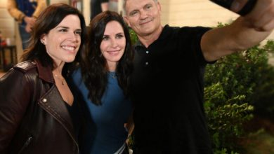 Photo of 'Panic 5': Courteney Cox Says 'Wes Craven Would Be Proud Of New Movie'