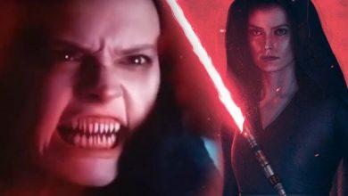 Photo of Star Wars: The Rise Skywalker Concept Art Shows An Even Darker Version Of Dark Rey