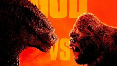 "Photo of GIANT!  ""Godzilla vs.  Kong 'face each other in an unprecedented scene;  Check it out!"