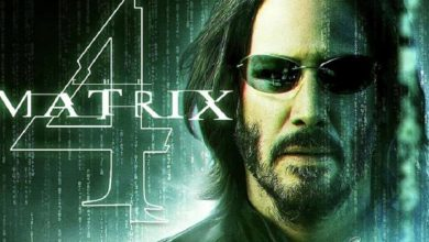 Photo of 'Matrix 4': Warner releases film's fourth logo