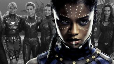Photo of Letitia Wright, Shuri on 'Black Panther' Says Marvel Should Make A Female Version Of 'The Avengers'