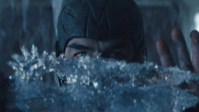 Photo of 'Mortal Kombat' ad brings new reboot scenes