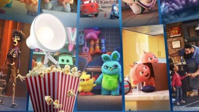 "Photo of ""Popcorn Session"": Pixar's Short Film Collection Wins BEAUTIFUL poster;  Check out!"