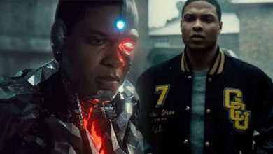 Photo of Ray Fisher says he would make Cyborg solo movie, on one condition