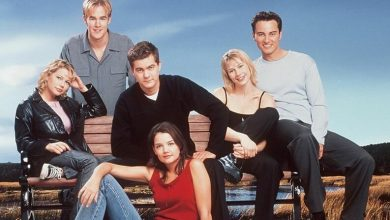 "Photo of The opening song for ""Dawson's Creek"" has been edited on Netflix!  Understand why …"