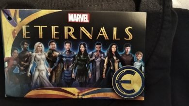 "Photo of ""The Eternals"": ​​a bizarre visual of one of the movie's villains leaking onto the internet;  Check out!"