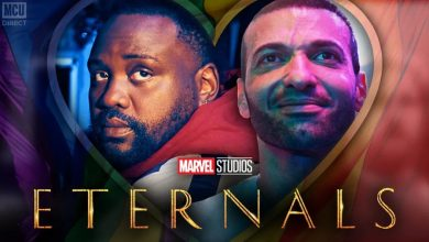 Photo of 'The Eternals': Marvel movie censored in Russia for gay kiss