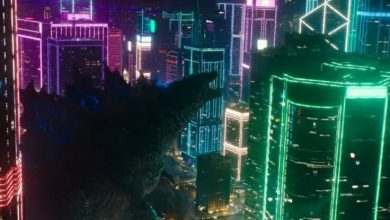 "Photo of ""Godzilla vs.  Kong ': trailer scene shows Godzilla attacked Brazil"