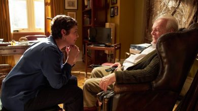 "Photo of Anthony Hopkins in the LEGENDED trailer for the drama ""My Father"";  Check it out!"