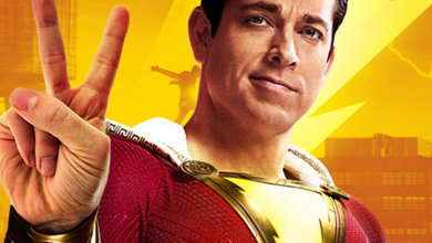 """Photo of """"Shazam!  2: Fury of the Gods': behind-the-scenes image reveals the return of [SPOILER!]"""