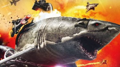 "Photo of Flying Sharks and Nazi Zombies Attack in ""Sky Sharks"" Trailer;  Check it out!"