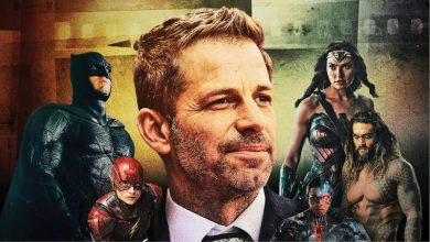 Photo of 'Justice League': Ray Fisher celebrates Zack Snyder's birthday with behind-the-scenes footage