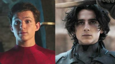 Photo of Tom Holland and Timothee Chalamet fight over 'Wonka' in 'the Fantastic Chocolate Factory' pre-sequel