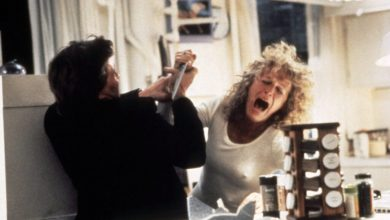 "Photo of "" Fatal Attraction "": Paramount + develops series based on classic suspense"