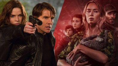 Photo of 'Mission Impossible 7', 'Top Gun 2' and 'A Quiet Place 2' will be streaming sooner rather than later