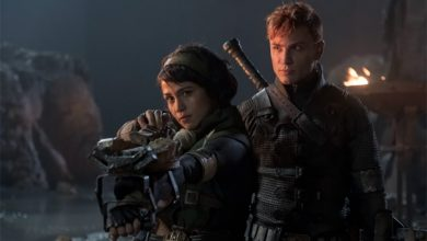 Photo of Milla Jovovich and Brazilian Nanda Costa in pictures from 'Monster Hunter', which debuts at CINES DEMAIN!