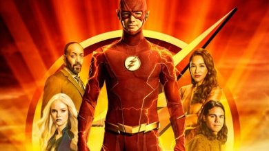 "Photo of ""The Flash"": Cisco says goodbye in the official synopsis for episode 07 × 12;  Check!"