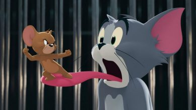 "Photo of Director and cast reveal details of the ""Tom and Jerry"" feud in the film;  Check!"