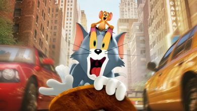 "Photo of ""Tom and Jerry"" causes a lot of confusion in the feature film's released scene;  Check!"