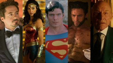 Photo of The 15 actors who shone the most as a superhero