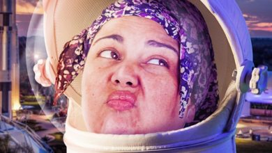 Photo of 'Lucicreide goes to Mars': Fabiana Karla arrives at NASA in comedy clip [EXCLUSIVO]
