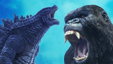 Photo of 'Godzilla vs Kong' gets a grand new poster