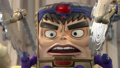 "Photo of ""MODOK"": Marvel's Animated Series Receives Beautiful Individual Posters;  Check!"