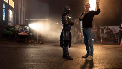 Photo of 'Mortal Kombat' gets incredible behind-the-scenes photos with Sub-Zero, Scorpion and more