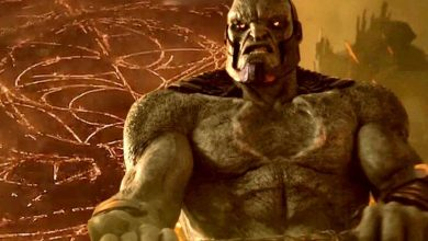 "Photo of ""Justice League"": Concept art shows a new glimpse of Darkseid without his armor;  Check!"