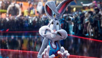 Photo of LeBron James, Bugs Bunny, Tweety and the whole gang in 'Space Jam: A New Legacy' pics