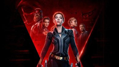 "Photo of ""Black Widow"": Scarlett Johansson tries out the heroine's new costume behind the scenes;  Check!"
