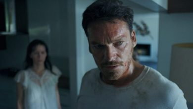 "Photo of Casal is terrified in the thriller ""Held"";  Check it out!"