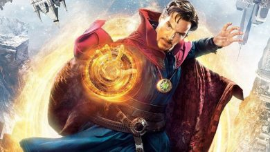"Photo of ""Doctor Strange in the Multiverse of Madness"": Benedict Cumberbatch is filmed on set;  Check it out!"