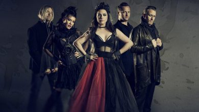 "Photo of Evanescence releases the video for ""Better Without You"", from the album ""The Bitter Truth"""