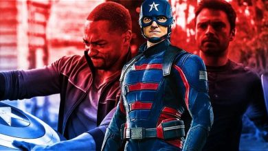 "Photo of [EXCLUSIVO] John Walker wants to be ""friends"" with Falcon and Winter Soldier, reveals Wyatt Russell"