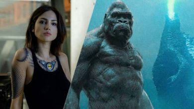 "Photo of ""Godzilla vs. Kong"": Eiza González shares fun behind-the-scenes footage;  Check!"