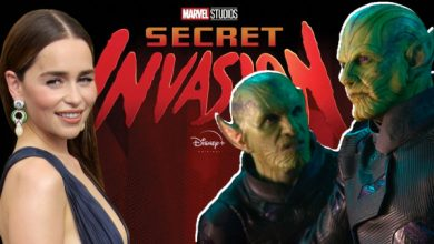 "Photo of ""Secret Invasion"": Fan Art Turns Emilia Clarke into Alien Skrull;  Check!"