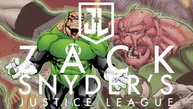 Photo of 'Justice League' concept art reveals what Kilowog would look like on Snyder Cup