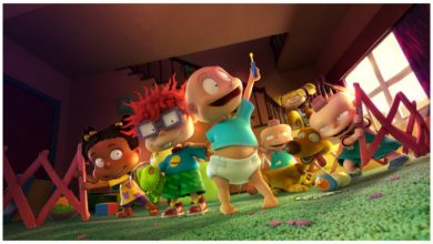 Photo of 'Rugrats: The Angels': The Animated Series Gets A Trailer And Premiere Date!