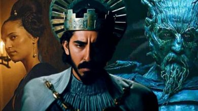 "Photo of ""The Green Knight"": Dark fantasy with Dev Patel wins beautiful individual posters;  Check!"