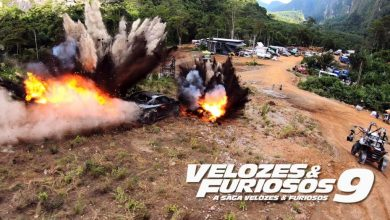 "Photo of ""Fast and Furious 9"" gets a behind-the-scenes video with lots of explosion and action;  Check!"