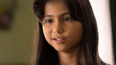 """Photo of """"Let Me In"""": Madison Taylor Baez will play a young vampire in the series"""