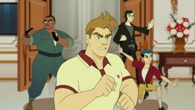 """Photo of """"Q-Force"""": Netflix Animated Series Features LGBTQ Spy Team;  Check out the trailer!"""