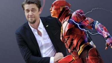 """Photo of """"The Flash"""": Director Unveils AMAZING New Design of Lightning Bolts on Hero Costume;  Check!"""