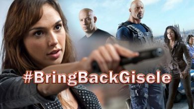 Photo of 'The Fast and the Furious 9': actor campaigns for Gal Gadot to return to #BringBackGisele franchise