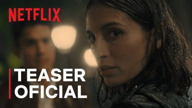 """Photo of """"Fomos Canções"""": couple in love in the first official clip of the new Netflix novel;  Check!"""