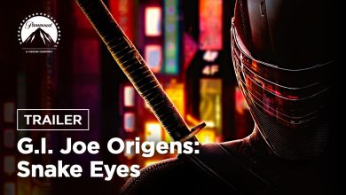 "Photo of ""GI Joe Origins – Snake Eyes"" wins SPECTACULAR trailer!"