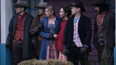 Photo of 'Legends of Tomorrow': Heroes go to the Wild West in official episode 06 × 08 screenshots;  Check!