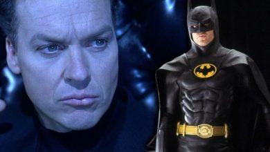 Photo of 'The Flash': Michael Keaton appears as Bruce Wayne in film still