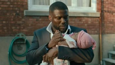 Photo of 'Fatherhood': Cast Enjoy Behind-the-Scenes Video of New Comedy Starring Kevin Hart;  Check!